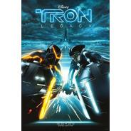 Poster Original Cine Tron: El Legado