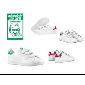adidas stan smith niños negras