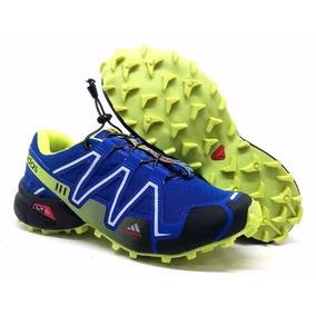 Tênis Masculino adidas Speedcross 3 C/trava P/trilha Corrida