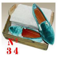 Sapatinho De Princesinha Modelo Tinkerbell -  Nº34