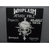 Lp Whiplash Attack (croskill, D. Fate, Hammeron, Auschwitz