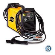 Soldadora Electrodos Esab Conarco Inverter Lhn 240i Plus Tig