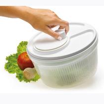 Seca Salada Centrifuga Secador De Salada 12x Sem Juros