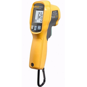 Termômetro Digital Mira Laser Dupla -30°c A 650°c
