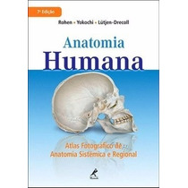 Anatomia Humana Atlas Fotográfico Sistêmica Rohen & Yokochi