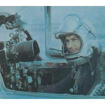 Casco Y Traje Anti-g De Piloto Mig-25 Ruso Soviético Mach 3