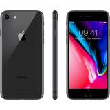 Iphone 8 64gb Cinza Espacial Nacional Anatel - Lacrado C/nf