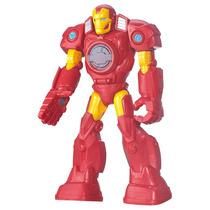 Conjunto Super Hero Armaduras - Homem De Ferro 12 - Hasbro