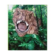 Tema Dinossauros Esculturas Infantil Aluguel E Venda