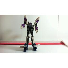 Dr.veneno Transformers Avion 4 Motores Aprox 14 Cm