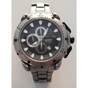 6643a9ebe78 Relógio Orient Mbttc011 Titânio Masculino Frete Grátis