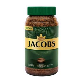 Café Soluble Jacobs Gourmet Intenso Blend 190g 100% Puro