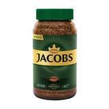Café Soluble Jacobs Gourmet Intenso Blend 190g 100% Puro