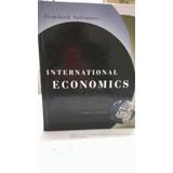 International Economics Eighth Ed. Libro En Inglés
