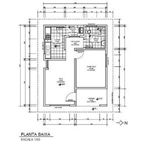 Arquitetônico Hidráulico, Elétrico E Estrutural
