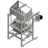 Projeto De Máquina Para Blocos E Pisos De Concreto E Cimento