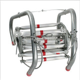 Escalera De Rescate Aluminio 5mts