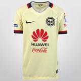 Jersey Infantil Nike América Casa 15/16 S/n° Amarillo Origin