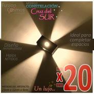 Luz Efecto Pared Cruz Dj Boliche Resto Bar Fiesta Pack X20un Decoracion Multidireccional Adorno Living Comedor Hierro