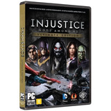 Jogo Injustice Ultimate Edition - Pc