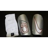 Canilleras Nike Mercurial Cr7 Talla Xl Nuevas Originales