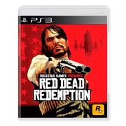 Red Dead Redemption - Ps3 - Semi-novo - Frete Grátis