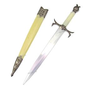 Adaga Ritualística Espada Medieval Coleção Crânio Caveira