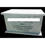 Urnas Funeraria En Granito Gris