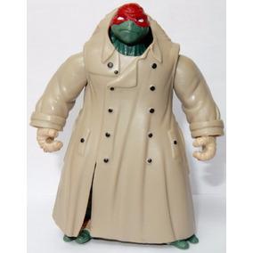 Playmates Tmnt Tartarugas Ninja- Raphael Disguise Disfarçado