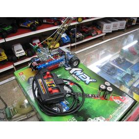 Mecano Para Armar Con Luces Motor Y Radio Control