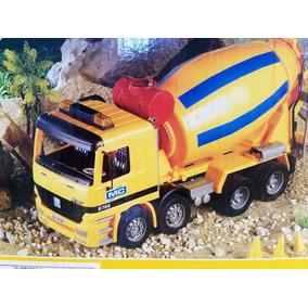 Camion Mezclador Contruction Replica Scale 1:24 M.c 8766