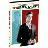 Dvd The Mentalist 7ª Temporada Final - Original Lacrado Novo