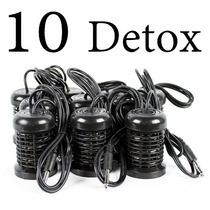 10 Arrays Detox Ion Purifica El Cuerpo Spa Baño Para Pies