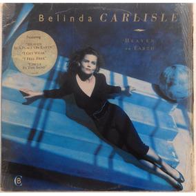 Disco Lp Belinda Carlisle Heaven On Earth Importado