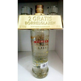 Smirnoff Gold Vodka 700ml C/copos
