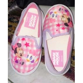 Sapato Infantil Minie Número 24
