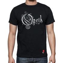 Playeras Death Black Classic Metal Opeth Mayhem Burzum Death