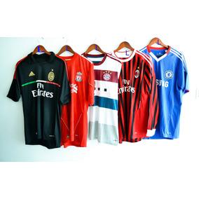 Set De 5 Playeras Deportivas adidas 100% Originales ee148d64d8b34