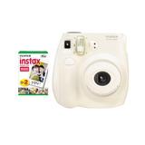 Fujifilm Instax Mini 7 Cámara Instantanea Incluye Papel Foto