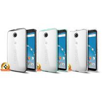 Motorola Google Nexus 6 Funda Spigen Ultra Hybrid + Codigo