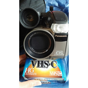 Cámara Filmadora Panasonic Pv-l678 + 2 Cassettes Sellados.