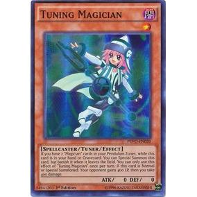 Mago Regulador / Tuning Magician (pevo) (super Rara)