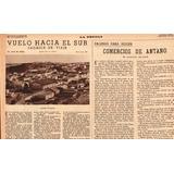 La Prensa 1969 Comodoro Rivadavia Moda Ciencia Cerebro