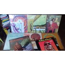 Lps Stevie Wonder Lote C 8 Discos Dois É Duplo