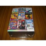Box 6 Dvds Originales De Peliculas Anime (nuevo Y Sellado)