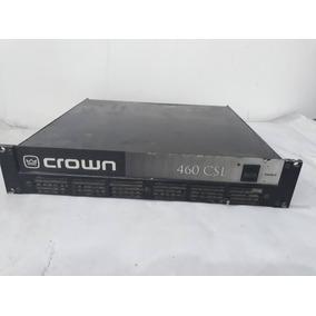 Potência Crown 460csl