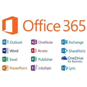 Licencia De Office 365 (2017) + 1 Tb Onedrive Para 5 Pc