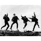 Foto Poster Grande Beatles Decoração Vintage Retro Rock