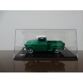 Miniatura Chevrolet Collection - Marta Rocha - 1956