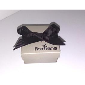 Caixinha De Aliança Anel Presente Rommanel